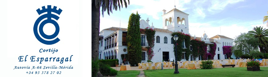 Welcome to hotel cortijo el Esparragal