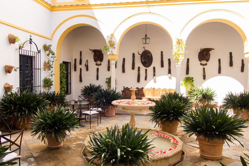 El hotel cortijo el esparragal - Cortijos andaluces encanto ...