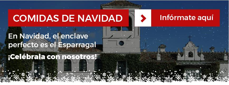 Bienvenidos al Hotel Cortijo El Esparragal